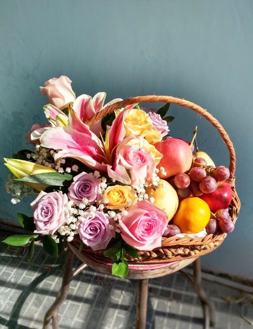 fruit-basket medium bali-700
